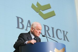 Peter Munk, founder and chairman of Barrick Gold Corporation, will retire as chairman of Barrick and will step down from the company's Board of Directors at its 2014 Annual Meeting of Shareholders.