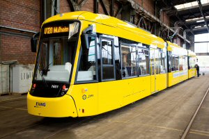 Bombardier Wins FLEXITY Tram Order from Mulheim Transport Authority