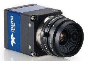 Teledyne DALSA Genie TS M2560 CMOS camera