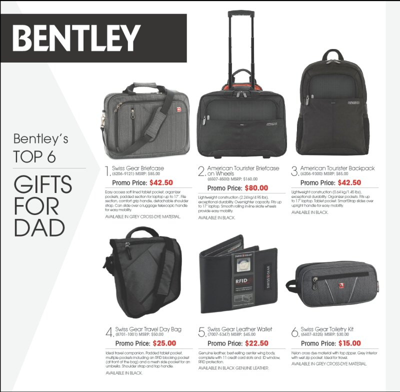 Is Bentley The Best Retailer For Father S Day