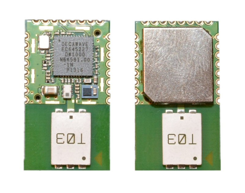 Decawave Launches Dwm1000 Module For Precise Indoor