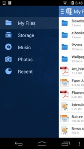 The new WinZip for Android offers a fully redesigned interface that makes it easier to navigate, manage, zip and unzip files