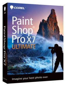 PaintShop Pro X7 offers new professional creative tools and redesigned features to deliver an unmatched photo editing experience.