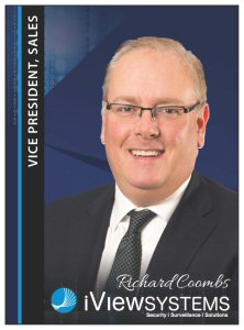 Richard Coombs, Vice President, Sales - iView Systems