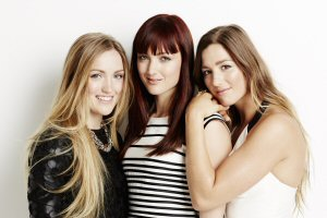 The Dufour-Lapointe Sisters: Justine, Maxime & Chloe