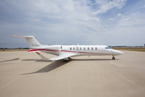 Bombardier Learjet Delivers First EASA-registered Learjet 75 Aircraft to Groupe Roullier