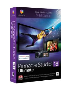 Now native 64-bit, the new Pinnacle Studio 18 family offers the industry's most creative and precise consumer video editing apps.