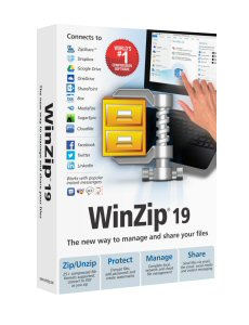 With WinZip 19, unified file management, powerful privacy protection, and easy sharing finally come together in a single app for Windows.