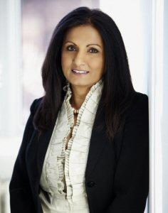 Almas Jiwani - President of UN Women Canada