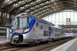 Trains à deux niveaux Regio 2N  pour l'Ile-de-France