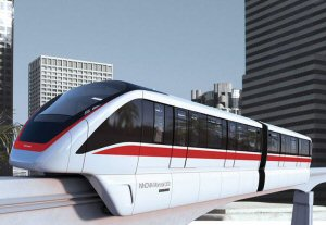 BOMBARDIER INNOVIA Monorail 300 System Wins GOOD DESIGN Award