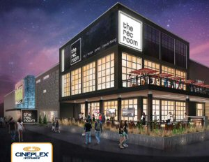 Cineplex introduces The Rec Room - Canada's premier social entertainment destination.