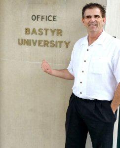 Affinor Growers Executive Chairman, Nick Brusatore at Bastyr University