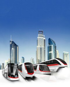Bombardier's Airport and Urban Mobility Solutions on Display at Middle East Rail