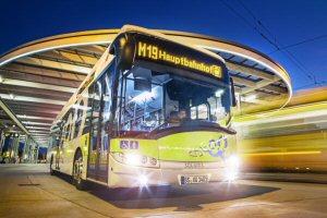E-Bus Berlin: Ab Sommer fährt die Linie 204 mit kabelloser BOMBARDIER PRIMOVE Ladetechnik sauber durch die deutsche Hauptstadt