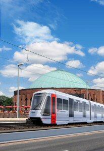 Bombardier reçoit une commande de véhicules légers sur rail pour les villes de Düsseldorf et de Cologne