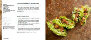 Recipe: Steamed Pork Meatball Lettuce Wraps