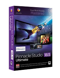 With native 64-bit power, the Pinnacle Studio 18.5 family offers the industry's most creative and precise consumer video editing apps.