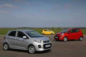 New Kia Picanto Arrives in UK From GBP 8,395