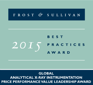 The Frost & Sullivan Award