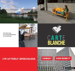 PATTISON Outdoor's arts programme partners with the City of Ottawa to display conceptual artworks on billboards.