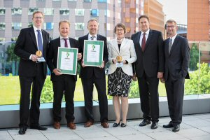 Bombardier Transportation Announces Winners of its 2015 Supplier Sustainability Awards