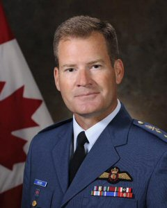 Its not all about aerospace; Lieutenant-General Michael Hood, in his first public duty as new commander of the Royal Canadian Air Force, will present at the Aerospace, Defence and Security Expo July 6-7, 2015 in Abbotsford, BC.
