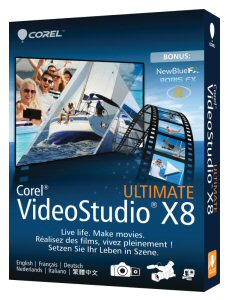 Available free to VideoStudio X8 customers, the new X8.5 update delivers Windows 10 compatibility, access to new movie-making features including VideoStudio MyDVD, NewBlue TitlerEX, and enhanced FastFlick and Audio Editing tools.