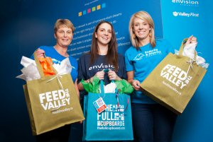 First West Credit Union's Feed the Valley and The Full Cupboard programs raise food, funds and awareness for local food banks across B.C.