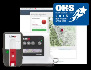 Loner Bridge System -- recognized as the leading safety product of 2015, in the 'Safety Monitoring Devices' category, by Occupational Health & Safety Magazine.