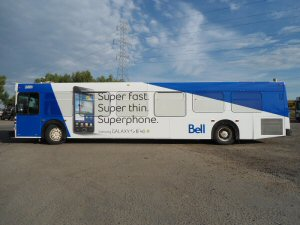Canada's Out-of-Home leader partners with the local and rapid transit service to provide advertising opportunities for the region.