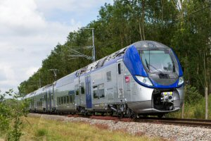 To date ten French Regions have ordered a total of 209 Regio 2N