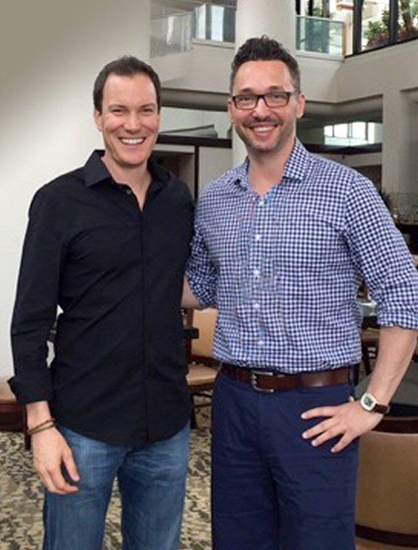 John Stix Announces Strategic Partnership in Canada with Shawn Achor
