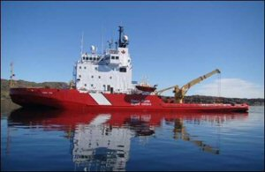 Canadian Coast Guard Leads Environmental Response In Northern Quebec Community Of Salluit