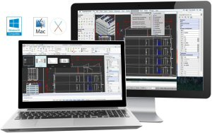 Available on both Windows and Mac operating systems, CorelCAD 2016 delivers a versatile CAD software solution