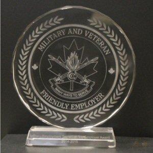 Military Employment Transition Program's (MET) Award