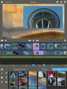 Use Pinnacle Studio Pro for iOS to edit with the speed of a storyboard and the power of a timeline. Take advantage of powerful features including Pan and Zoom, Picture-in-Picture, Speed FX, and multiple audio tracks.