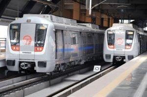 BOMBARDEIR MOVIA Metros for Delhi