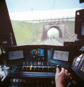 The BOMBARDIER EBI Cab System