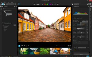 AfterShot Pro 2 is the industry's fastest way to adjust and organize thousands of photos!