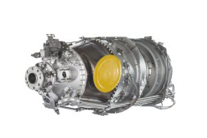 PT6A-140AG:  Pratt & Whitney Canada's new PT6A-140AG turboprop engine: the most powerful and fuel efficient engine for the agricultural market.