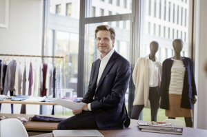 Dieter Messner, General Manager Europe, Americas & Middle East, Esprit