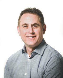 Lawrence Routtenberg, vice-président des ventes et copropriétaire de Freemark Apparel Brands