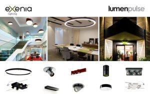 Lumenpulse acquiert la société italienne Exenia.