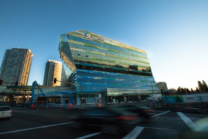 Coast capital 39 s new state of the art help headquarters for Porte hq surrey