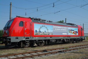 BOMBARDIER TRAXX AC3 Last Mile Locomotive has been homologated in Austria