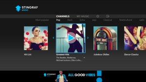 L'appli télé Stingray Music maintenant offerte aux abonnés de du dans les Emirats arabes unis