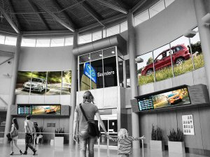 Canada's largest Out-of-Home (OOH) advertising company and a leader in the airport media sales category announces a new agreement at the flourishing airport