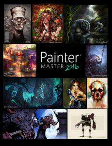 Corel Painter 2016 is the latest version of the industry's most powerful and creative professional digital paint program.