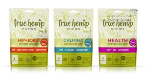 True Leaf Signs with Pet Food Experts to Distribute TRUE HEMP (TM) Dog Chews to 3,500 Stores across the U.S.